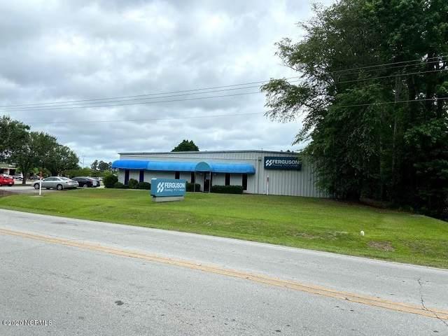3512 Trent Road, New Bern, NC 28562 (MLS #100243600) :: Lynda Haraway Group Real Estate