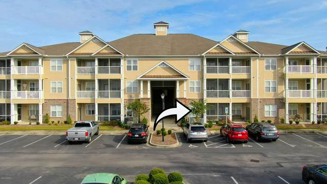 250 S Crow Creek Drive S Unit 1, Calabash, NC 28467 (MLS #100243605) :: Thirty 4 North Properties Group