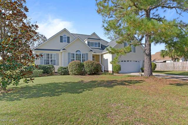 6204 Sentry Oaks Drive, Wilmington, NC 28409 (MLS #100243657) :: The Rising Tide Team