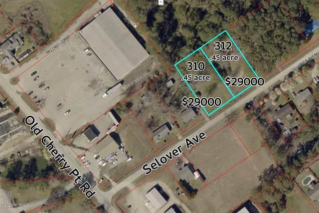 310 Selover Avenue, New Bern, NC 28560 (MLS #100243658) :: Berkshire Hathaway HomeServices Prime Properties