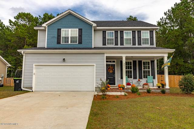 301 Green Trees Drive, New Bern, NC 28560 (MLS #100243674) :: Berkshire Hathaway HomeServices Prime Properties