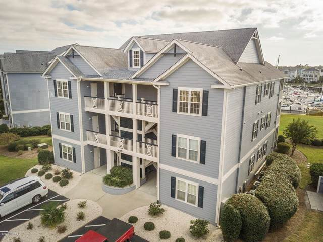 2555 St James Drive SE #404, Southport, NC 28461 (MLS #100243711) :: Thirty 4 North Properties Group