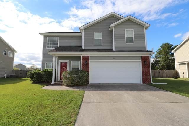 237 Emerald Ridge Road, Jacksonville, NC 28546 (MLS #100243724) :: The Oceanaire Realty
