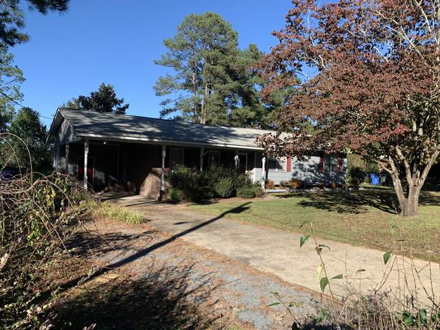 12461 Briarwood Drive, Laurinburg, NC 28352 (MLS #100243765) :: CENTURY 21 Sweyer & Associates