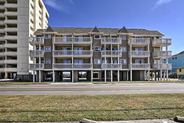 1411 S Lake Park Boulevard 4B, Carolina Beach, NC 28428 (MLS #100243766) :: The Oceanaire Realty