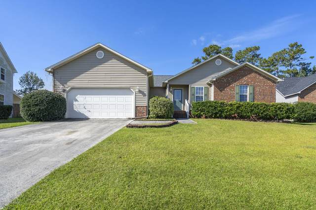 411 Southbridge Drive, Jacksonville, NC 28546 (MLS #100243779) :: The Tingen Team- Berkshire Hathaway HomeServices Prime Properties