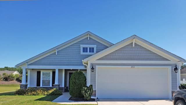 2111 Jarvis Lane, Calabash, NC 28467 (MLS #100243797) :: Berkshire Hathaway HomeServices Prime Properties