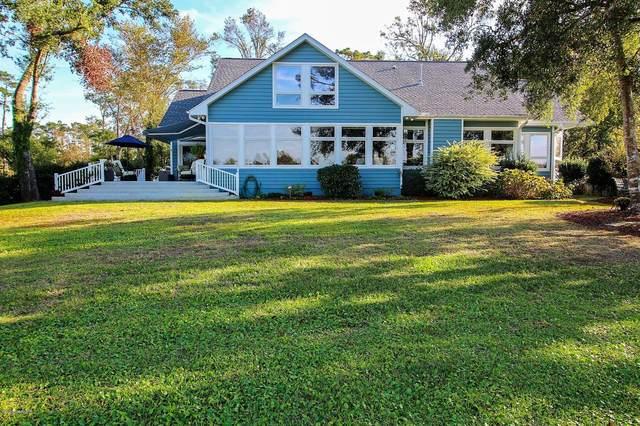 2002 W Yacht Drive, Oak Island, NC 28465 (MLS #100243810) :: Berkshire Hathaway HomeServices Hometown, REALTORS®