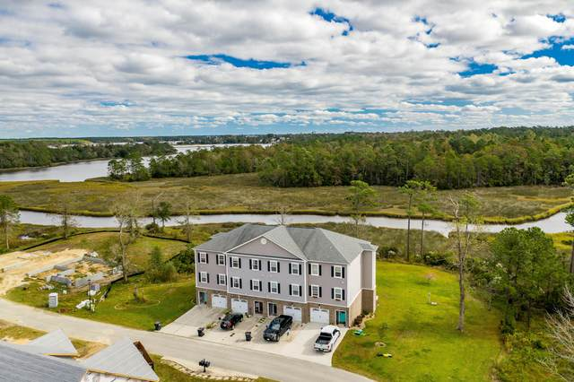 406 Garland Shores Drive, Hubert, NC 28539 (MLS #100243829) :: Thirty 4 North Properties Group