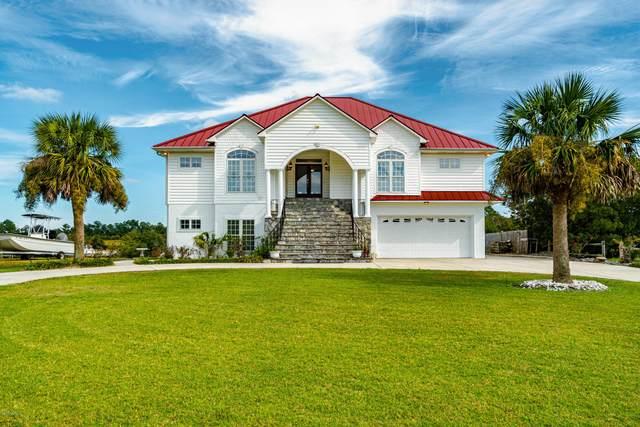 604 Sea Gate Drive, Newport, NC 28570 (MLS #100243838) :: Liz Freeman Team