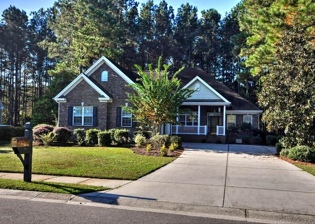 373 Crow Creek Drive NW, Calabash, NC 28467 (MLS #100243866) :: The Bob Williams Team