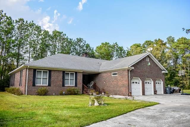 424 Motts Creek Road, Wilmington, NC 28412 (MLS #100243887) :: Vance Young and Associates