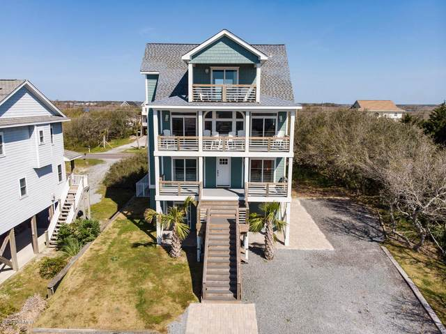 6 Bottlenose Boulevard, North Topsail Beach, NC 28460 (MLS #100243903) :: Liz Freeman Team
