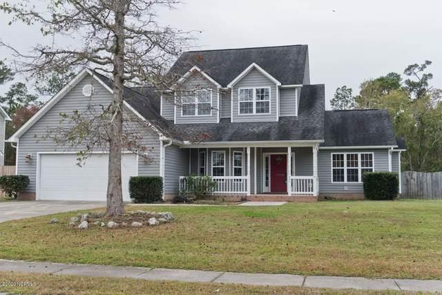 323 Foster Creek Road, Swansboro, NC 28584 (MLS #100243921) :: Lynda Haraway Group Real Estate