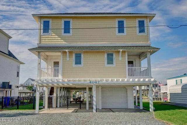 4047 4th Street, Surf City, NC 28445 (MLS #100243992) :: Vance Young and Associates