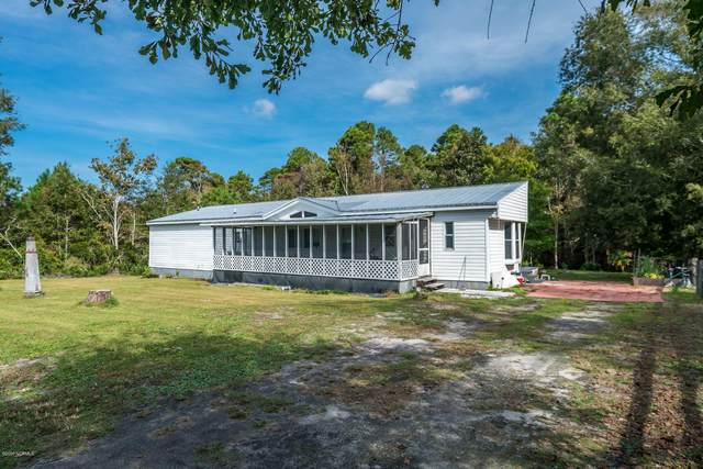 4736 Bluewater Street SE, Southport, NC 28461 (MLS #100244105) :: Welcome Home Realty