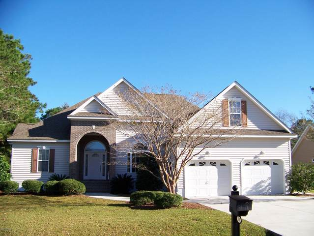 313 Eastchester Drive, Morehead City, NC 28557 (MLS #100244116) :: Stancill Realty Group