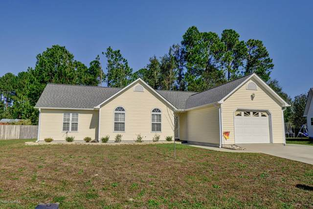 1304 Bird Dog Court, Wilmington, NC 28411 (MLS #100244158) :: CENTURY 21 Sweyer & Associates