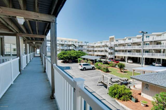 855 Salter Path Road #109, Indian Beach, NC 28512 (MLS #100244161) :: The Rising Tide Team