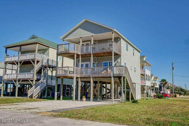 8702 3rd Avenue, North Topsail Beach, NC 28460 (MLS #100244188) :: Frost Real Estate Team