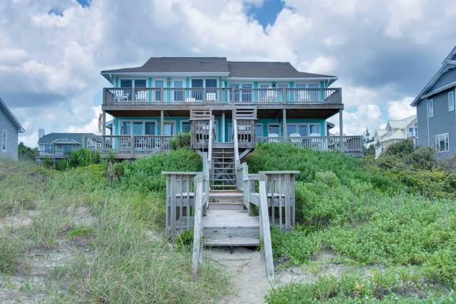 7025 Ocean Drive West, Emerald Isle, NC 28594 (MLS #100244192) :: Stancill Realty Group