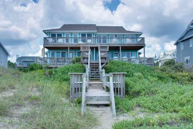 7025 Ocean Drive West, Emerald Isle, NC 28594 (MLS #100244192) :: Frost Real Estate Team