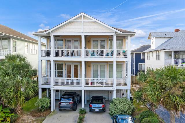 12 E Greensboro Street A, Wrightsville Beach, NC 28480 (MLS #100244220) :: The Oceanaire Realty