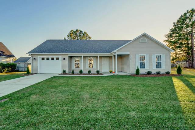 6702 Mccalley Court, Wilmington, NC 28411 (MLS #100244259) :: Barefoot-Chandler & Associates LLC