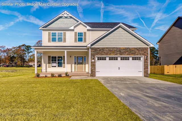 217 Westfield Drive, Richlands, NC 28574 (MLS #100244270) :: Frost Real Estate Team