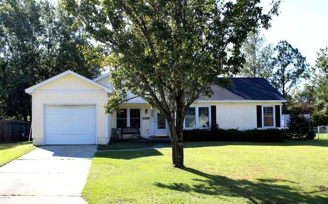 2039 Hunters Ridge Drive, Midway Park, NC 28544 (MLS #100244314) :: Thirty 4 North Properties Group