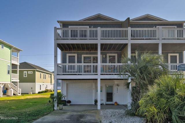 537 S Third Avenue A, Kure Beach, NC 28449 (MLS #100244325) :: The Keith Beatty Team