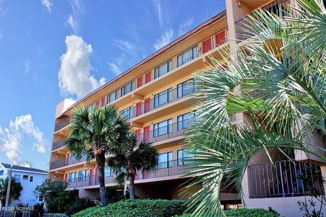 222 Carolina Beach Avenue N #111, Carolina Beach, NC 28428 (MLS #100244346) :: Stancill Realty Group