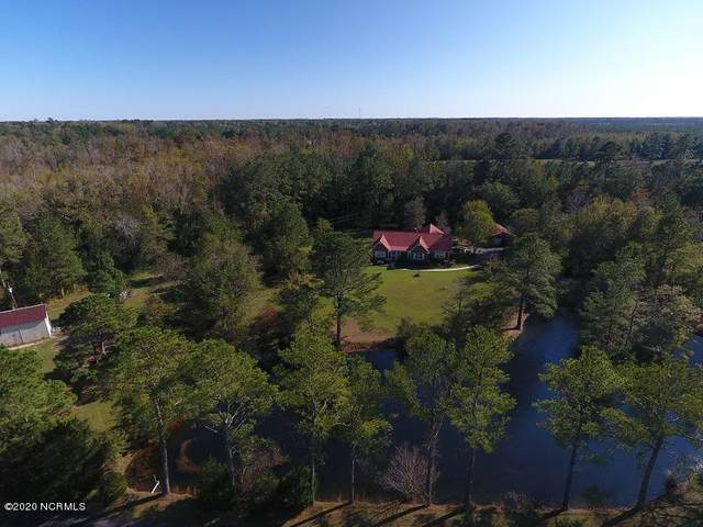 4963 Red Hill Road, Whiteville, NC 28472 (MLS #100244377) :: Great Moves Realty