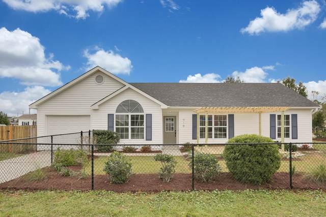 918 Colonial Circle, Carolina Beach, NC 28428 (MLS #100244407) :: Carolina Elite Properties LHR
