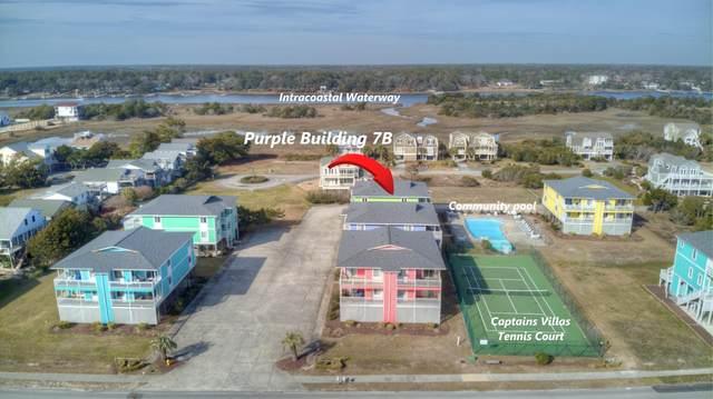 1068 Ocean Boulevard W 7B, Holden Beach, NC 28462 (MLS #100244450) :: Frost Real Estate Team