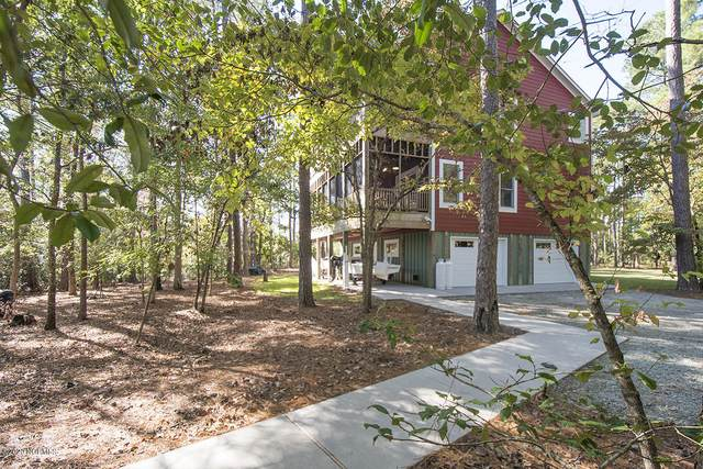 150 Martin Creek Drive, Beaufort, NC 28516 (MLS #100244525) :: Lynda Haraway Group Real Estate