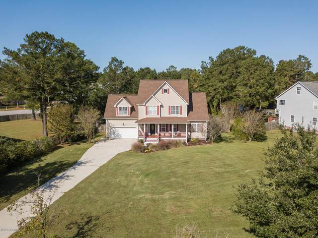 306 Osprey Point Drive, Sneads Ferry, NC 28460 (MLS #100244527) :: The Rising Tide Team