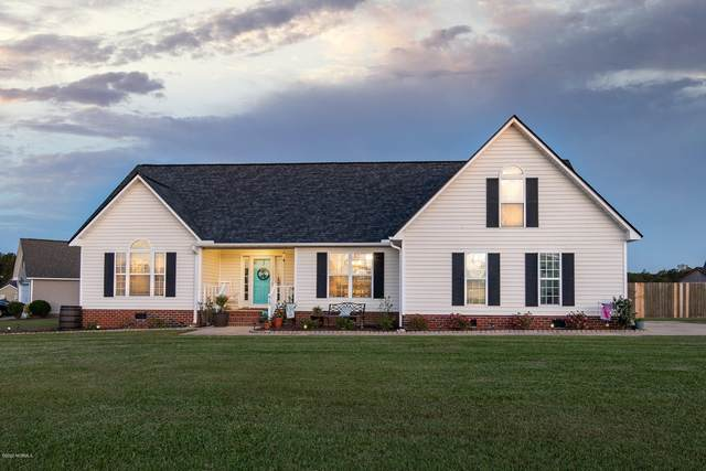513 Arden Ridge Drive, Grimesland, NC 27837 (MLS #100244534) :: Thirty 4 North Properties Group