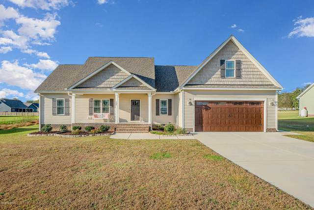 104 Blooms Way, Kenly, NC 27542 (MLS #100244542) :: Berkshire Hathaway HomeServices Hometown, REALTORS®