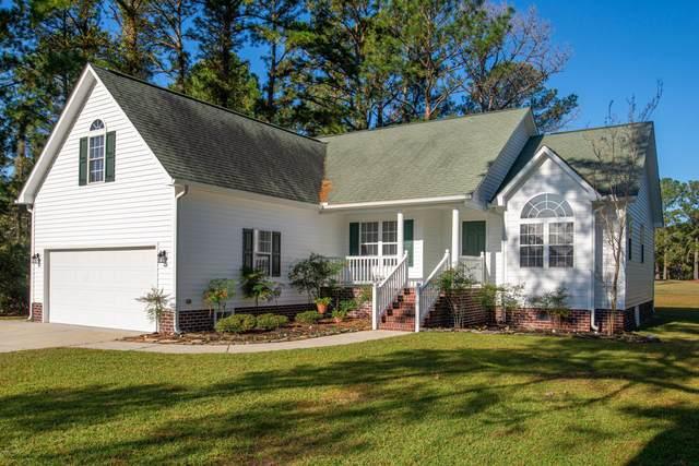 1122 Coral Reef Drive, New Bern, NC 28560 (MLS #100244566) :: Berkshire Hathaway HomeServices Hometown, REALTORS®