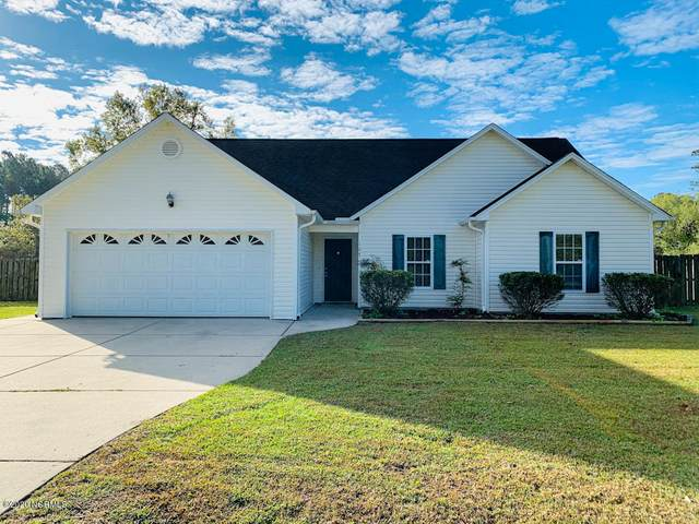 108 Investment Lane, Jacksonville, NC 28540 (MLS #100244573) :: Vance Young and Associates