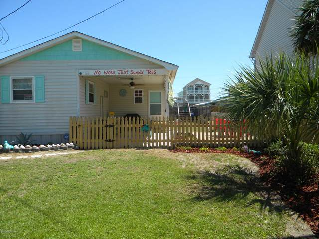 7110 11th Avenue, North Topsail Beach, NC 28460 (MLS #100244579) :: Frost Real Estate Team