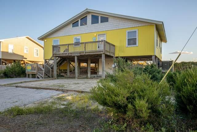 1609 Ocean Drive, Emerald Isle, NC 28594 (MLS #100244606) :: Berkshire Hathaway HomeServices Hometown, REALTORS®