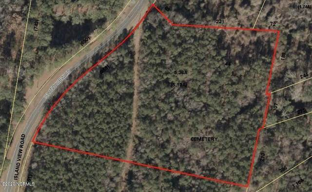 Lot 44 Island View Road, Bath, NC 27808 (MLS #100244631) :: Vance Young and Associates