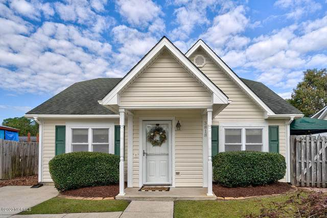 3818 Antelope Trail, Wilmington, NC 28409 (MLS #100244634) :: Frost Real Estate Team