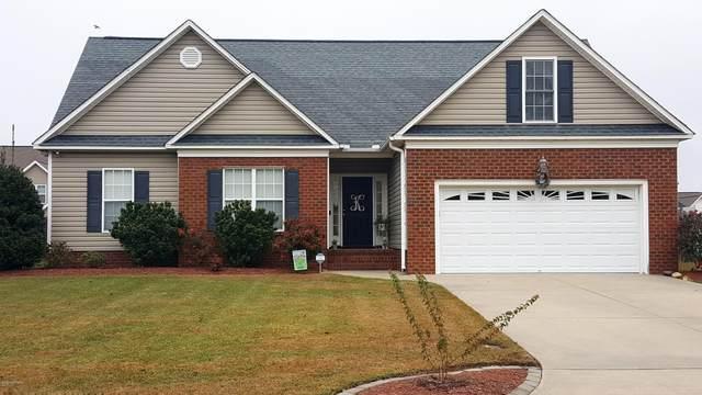 816 Mill Creek Drive, Greenville, NC 27834 (MLS #100244642) :: Coldwell Banker Sea Coast Advantage