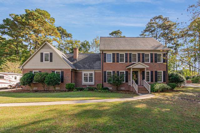 607 Queen Annes Road, Greenville, NC 27858 (MLS #100244662) :: Barefoot-Chandler & Associates LLC