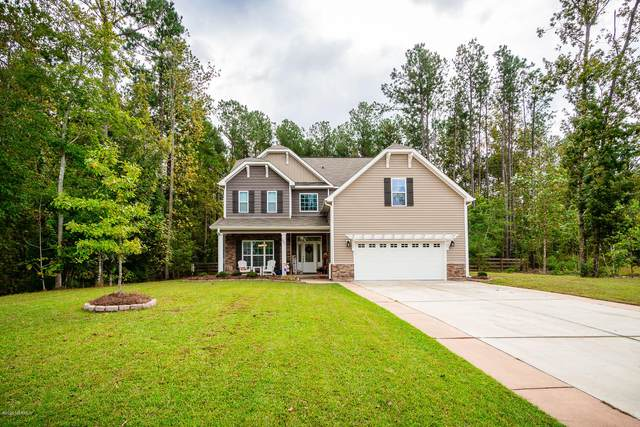 301 Toto Court, New Bern, NC 28560 (MLS #100244672) :: Thirty 4 North Properties Group