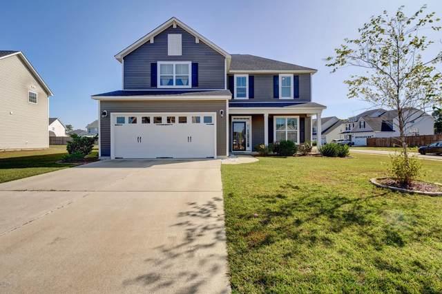 730 Pine Cone Drive, Winnabow, NC 28479 (MLS #100244673) :: Thirty 4 North Properties Group