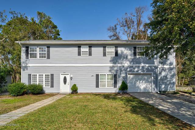 226 Mcquillan Drive, Wilmington, NC 28412 (MLS #100244681) :: CENTURY 21 Sweyer & Associates